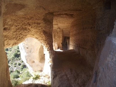 materavventura caverna